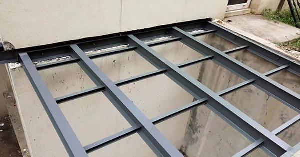 钢结构翻新加固